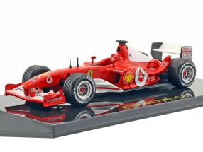 M. Schumacher Ferrari F2003-GA #1 World Champion formula 1 2003 with showcase 1:43 Altaya