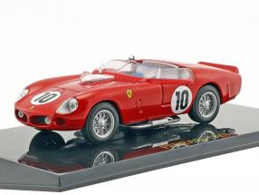 Ferrari TR61 #10 Winner LeMans 1961 with showcase 1:43 Ixo