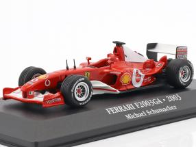 Michael Schumacher Ferrari F2003-GA #1 World Champion formula 1 2003 1:43 Atlas