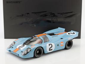 Porsche 917K #2 Winner 24h Daytona 1970 Rodriguez, Kinnunen, Redman 1:12 Minichamps