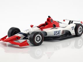 Conor Daly Honda #17 IndyCar Series 2018 Dale Coyne Racing 1:18 Greenlight