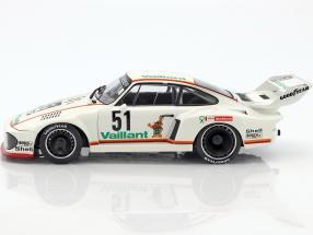 Porsche 935 #51 2nd Bergischer Löwe Zolder DRM 1977 Bob Wollek