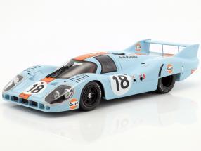 Porsche 917 LH #18 24h LeMans 1971 Rodriguez, Oliver 1:18 CMR