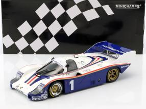 Porsche 956K #1 Klassensieger 6h Silverstone 1982 Ickx, Bell 1:18 Minichamps