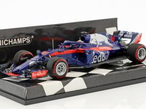 Brendon Hartley Scuderia Toro Rosso STR13 #28 Formel 1 2018 1:43 Minichamps
