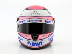 Sergio Perez Force India VJM11 #11 formula 1 2018 1:2 Schuberth