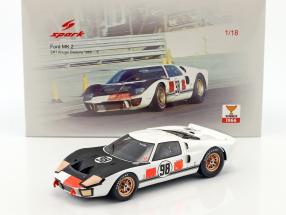 Ford Mk II #98 Winner 24h Daytona 1966 Miles, Ruby 1:18 Spark