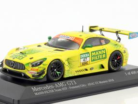 Mercedes-Benz AMG GT3 #47 ADAC GT Masters 2018 Pommer, Götz 1:43 Minichamps
