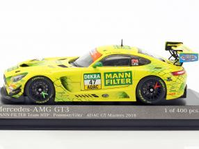 Mercedes-Benz AMG GT3 #47 ADAC GT Masters 2018 Pommer, Götz