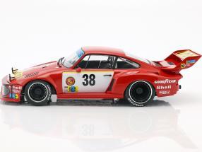 Porsche 935 #38 24h LeMans 1977 Schenken, Hezemans, Heyer