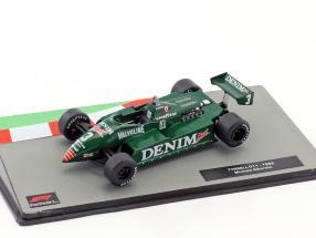 Michele Alboreto Tyrrell 011 #3 Formel 1 1982 1:43 Altaya