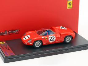 Ferrari 250P #22 3rd 24h LeMans 1963 Parkes, Maglioli 1:43 LookSmart