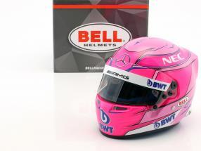 Esteban Ocon Force India VJM11 #31 Formel 1 2018 Helm 1:2 Bell