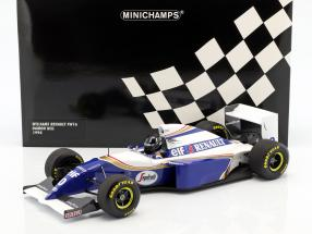 Damon Hill Williams FW16 #0 formula 1 1994 1:12 Minichamps