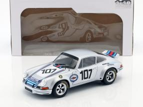 Porsche 911 RSR #107 Targa Florio 1973 Steckkönig, Pucci 1:18 Solido