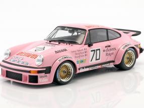 Porsche 934 #70 24h LeMans 1981 Class Winner Gr. 4 1:18 Minichamps