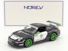 Porsche 911 GT3 RS #177 Team Ring Police SportsCup 2011 1:18 Norev
