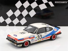 Ford Capri 3.0 #33 3rd 24h Spa 1981 Woodman, Buncombe, Clark 1:18 Minichamps