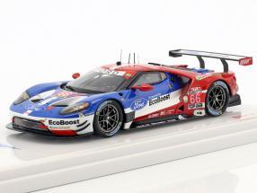 Ford GT #66 Winner GTLM class 24h Daytona 2017 Müller, Hand, Bourdais 1:43 TrueScale
