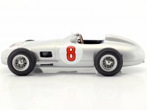 J.-M. Fangio Mercedes-Benz W196 #8 world champion Formula 1 1955