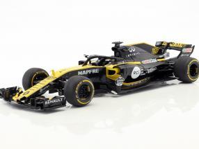 Nico Hülkenberg Renault RS 18 #27 Launch Version formula 1 2018 1:18 Solido
