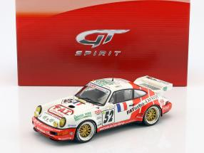 Porsche 911 (964) Carrera RSR #52 Class Winner GT2 24h LeMans 1994 1:18 GT-SPIRIT