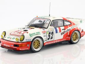 Porsche 911 (964) Carrera RSR #52 Class Winner GT2 24h LeMans 1994 1:18 GT-SPIRIT