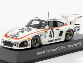 Porsche 935 K3 #41 Winner 24h LeMans 1979 Kremer Racing 1:43 Spark