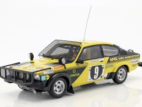 Opel Kadett GT/E Gr. 4 #9 Safari rally 1976 Röhrl / Billstam 1:18 OttOmobile