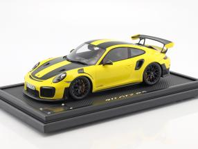 Porsche 911 (991 II) GT2 RS Rundenrekord Nürburgring 2017 6:47,3 min 1:12 Spark