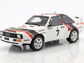 Audi Sport quattro #7 Winner Pikes Peak Hill Climb 1984 Michele Mouton 1:18 OttOmobile