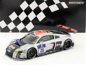 Audi R8 LMS Ultra #28 Winner 24h Nürburgring 2015 Team WRT 1:18 Minichamps