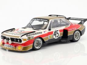 BMW 3.5 CSL #45 24h Le Mans 1976 Fitzpatrick, Walkinshaw 1:18 Minichamps