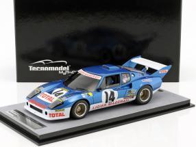 Ligier JS2 #14 24h Le Mans 1974 Chasseuil, Leclère 1:18 Tecnomodel