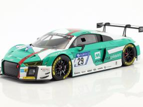 Audi R8 LMS #29 Winner 24h Nürburgring 2017 Audi Sport Team Land 1:18 Paragon Models