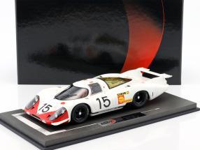Porsche 917 LH #15 24h LeMans 1969 Linge, Redman, Lins 1:18 BBR