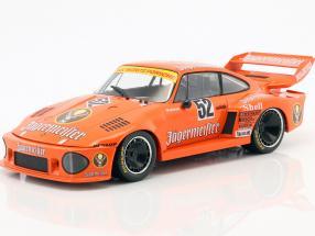 Porsche 935 #52 Winner Bergischer Löwe Zolder DRM 1977 Manfred Schurti 1:18 Norev