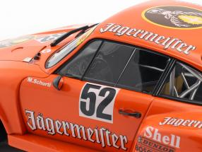 Porsche 935 #52 Winner Bergischer Löwe Zolder DRM 1977 Manfred Schurti