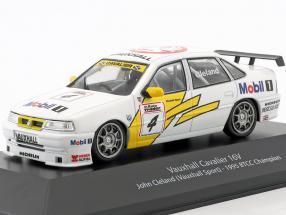 John Cleland Vauxhall Cavalier 16V #4 BTCC champion 1995 1:43 Atlas