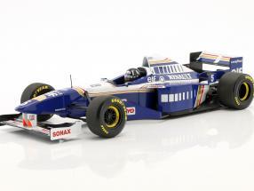 Damon Hill Williams FW18 #5 World Champion formula 1 1996 1:18 Minichamps