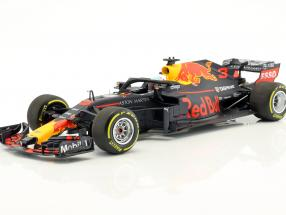 Daniel Ricciardo Red Bull Racing RB14 #3 formula 1 2018 1:18 Minichamps