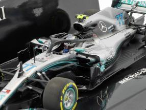 Valtteri Bottas Mercedes-AMG F1 W09 EQ Power  #77 Formel 1 2018