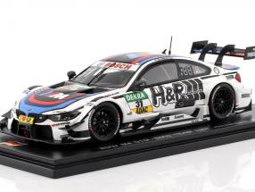 BMW M4 DTM #31 DTM Hockenheim 2017 Tom Blomqvist 1:43 Spark