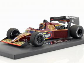 Stefan Bellof Tyrrell 012 #4 Practice monaco GP formula 1 1984 1:18 Minichamps