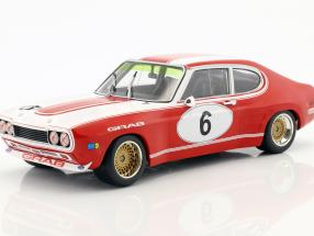 Ford RS 2600 #6 5th 6h Nürburgring 1973 Weiss, Ludwig 1:18 Minichamps
