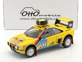 Peugeot 405 T16 Grand Raid #203 Winner Rally Dakar 1990 Vatanen, Berglund 1:18 OttOmobile