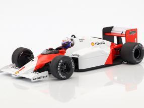 Alain Prost McLaren MP4/2C #1 World Champion Formel 1 1986 1:18 Minichamps
