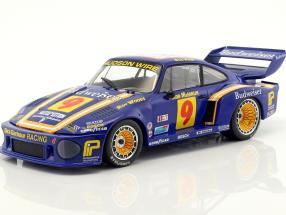 Porsche 935 #9 24h Daytona 1979 Akin, McFarlin, Woods 1:18 Norev