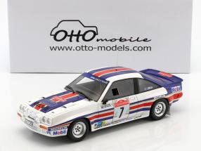 Opel Manta 400R Gr.B #7 4th Rallye SanRemo 1983 Toivonen, Gallagher 1:18 OttOmobile