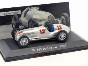 R. Caracciola Mercedes-Benz W125 #12 Formel 1 1937 1:43 Ixo Altaya